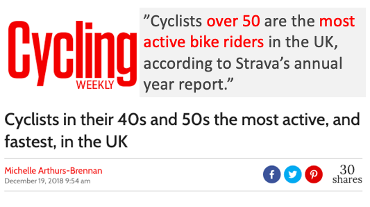 Source:   Cycling Magazine