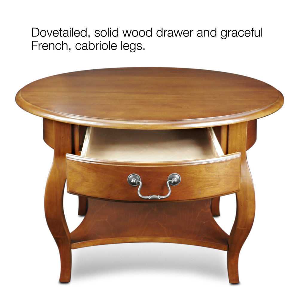 Round Coffee Table #10034 BR