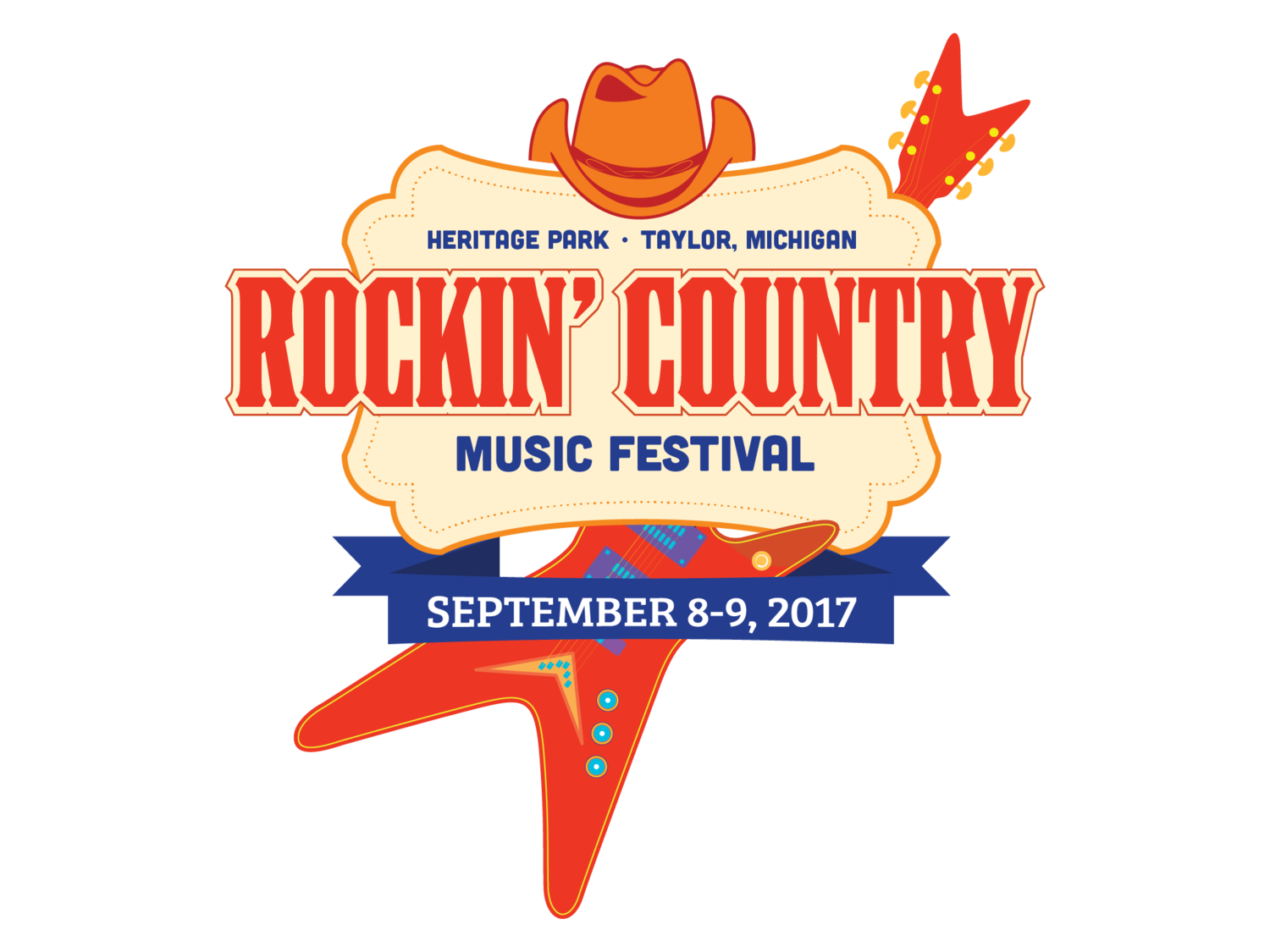 Rockin' Country Music festival
