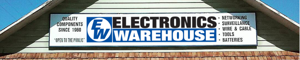 Electronics Warehouse