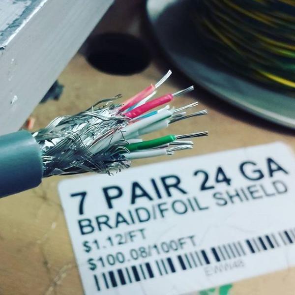 Multi-Conductor Wire