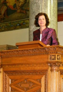 Mary Holland 2012 Preservation Award Winner Buffalo Religious Arts Center, Buffalo, NY Recognized for Stewardship