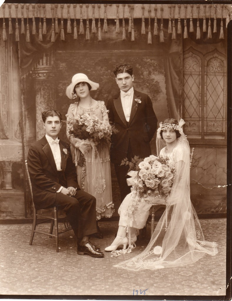 Wedding June 6, 1925 Giovanna (Jennie) Cavaretta to Joseph Palmeri  Nativity of The Blessed Virgin Mary Parish    20 Herkimer Street     Buffalo, NY 14027     Parish opened in 1872 and closed in 2009