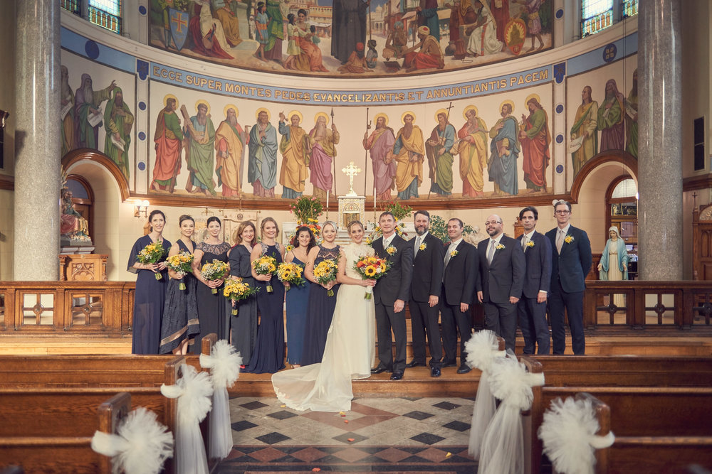 Austin Kennedy, Photographer. Wedding Party