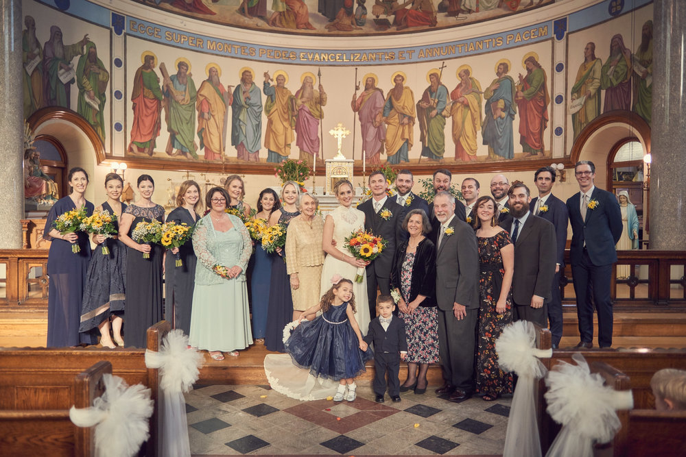 Austin Kennedy, Photographer. Wedding Party II