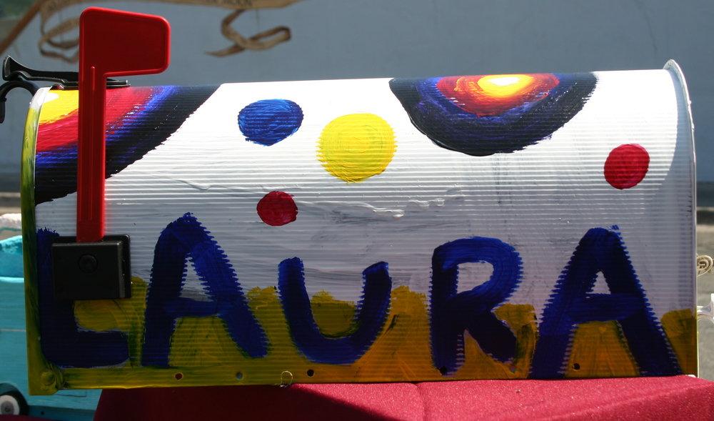 Laura Davis won a $15.00 gift certificate!