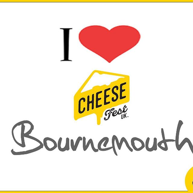 CheeseFest lands in Bournemouth in less than 3 weeks!  Get involved in our competition to Win 2 x Tickets!  LIKE, SHARE & TAG WHO YOU WANT TO BRING WITH YOU!  GET TICKETS NOW - cheesefestuk.com/bournemouth 😎👀😍🧀 #Cheese #cheesefestuk #cheeseme #bournemouth #bic #bournemouthbeach #bournemouthinternationalcentre #ilovebournemouth #dorset #dorsetfoodie #food #dorsetlife