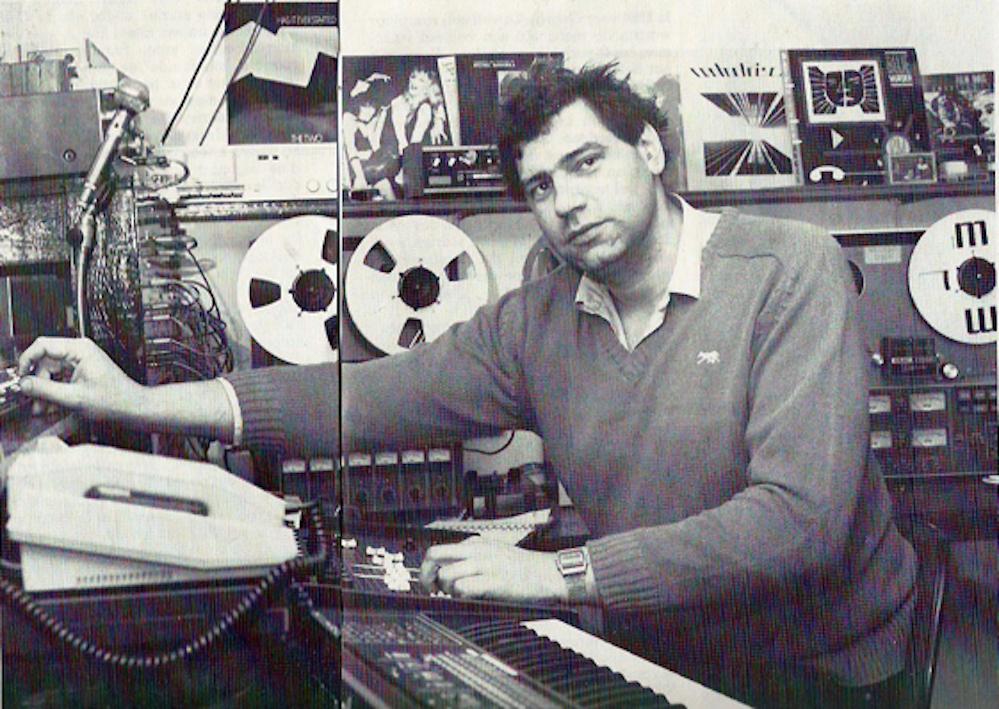 Hero Wouters, (engineer) 1983