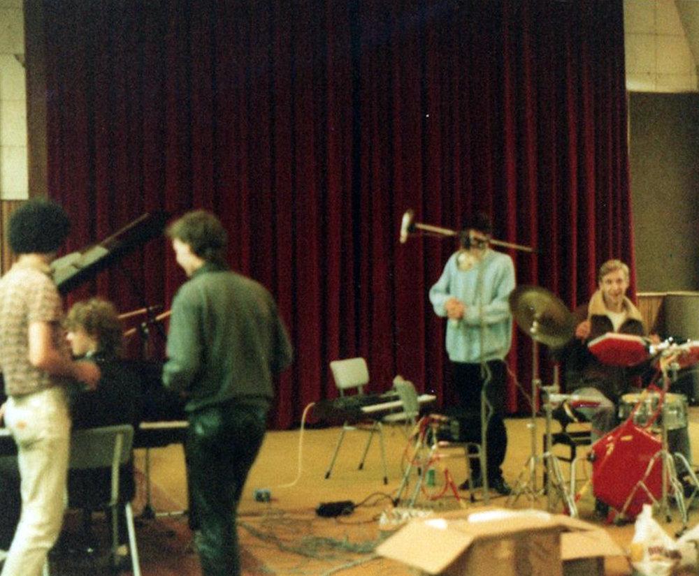 VPRO studio, 1984
