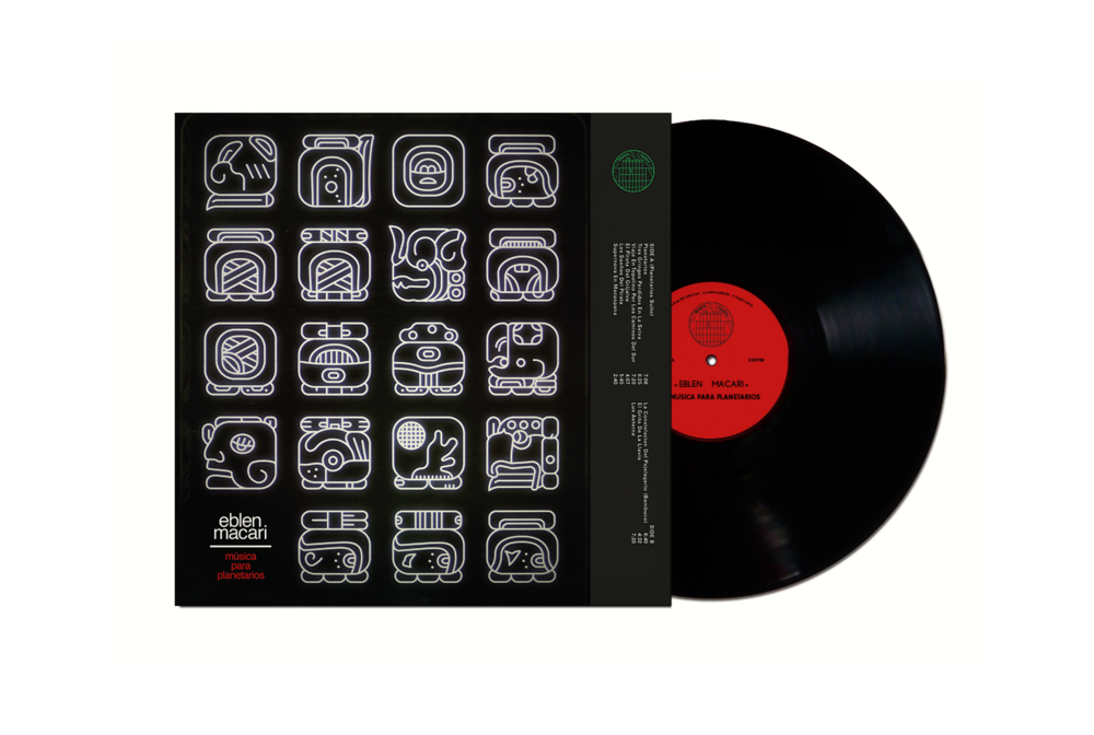 Eblen Macari's Música Para Planetarios 03SC (LP)