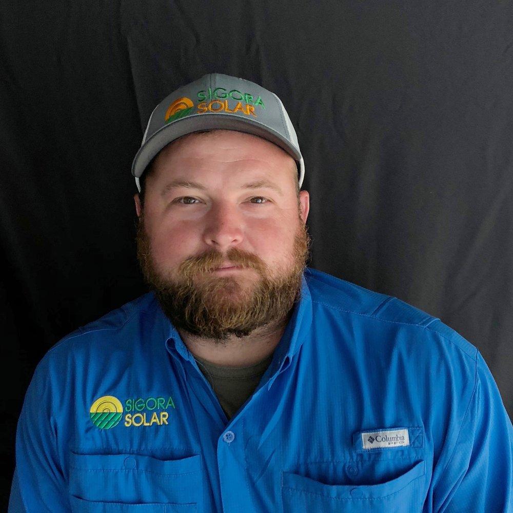 <p><strong>Adam Frye</strong>Ground Mount Field Supervisor</p>