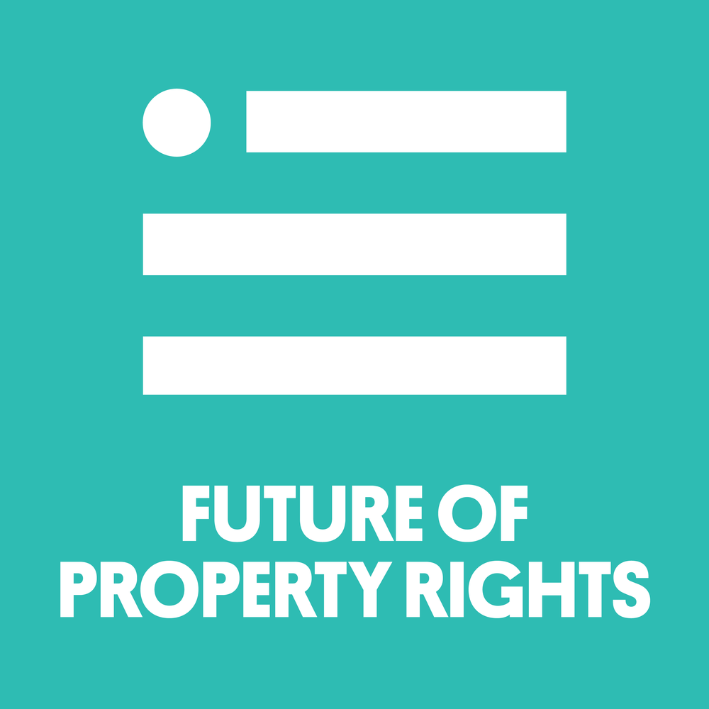 New America Future of Property Rights