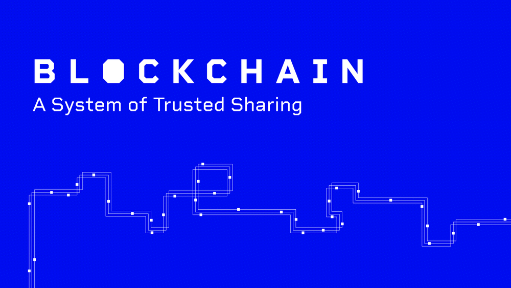 Blockchain: A System of Trusted Sharing  - WHEN  –  APRIL 30WHERE  –  MICROSOFT | 11 TIMEs SQUARE