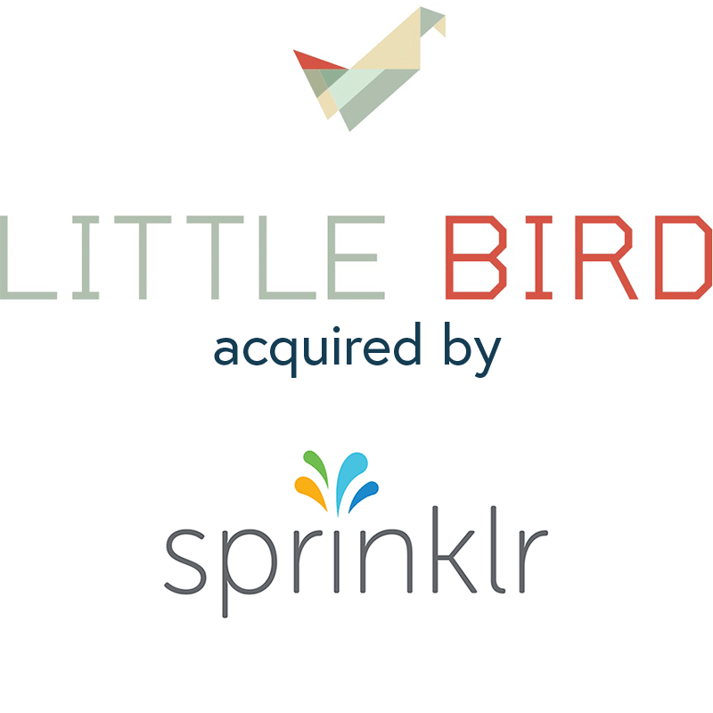Social Starts 3 | Analytics - Little Bird analyzes social data to deliver insights for smarter enterprise marketing.