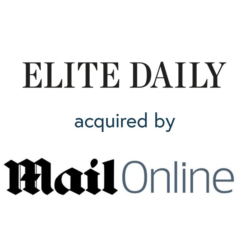 Social Starts 2 | Content - Elite Daily is an online destination that offers peer-to-peer interactions of world news, finance, sports, culture and all things luxury.