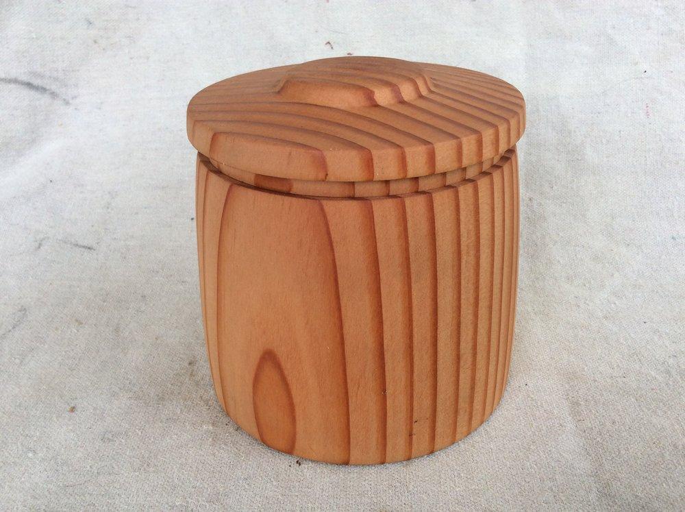HEMLOCK BOX