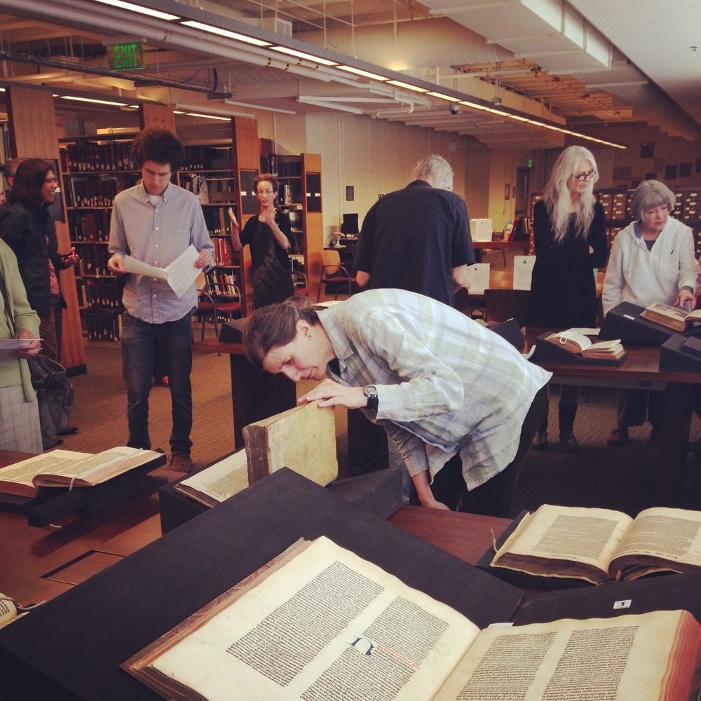 Field Trip: SFSU Special Collections