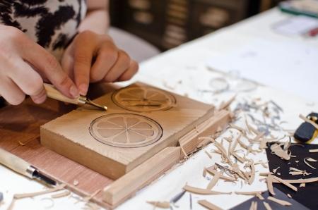 linoleum-carving-class