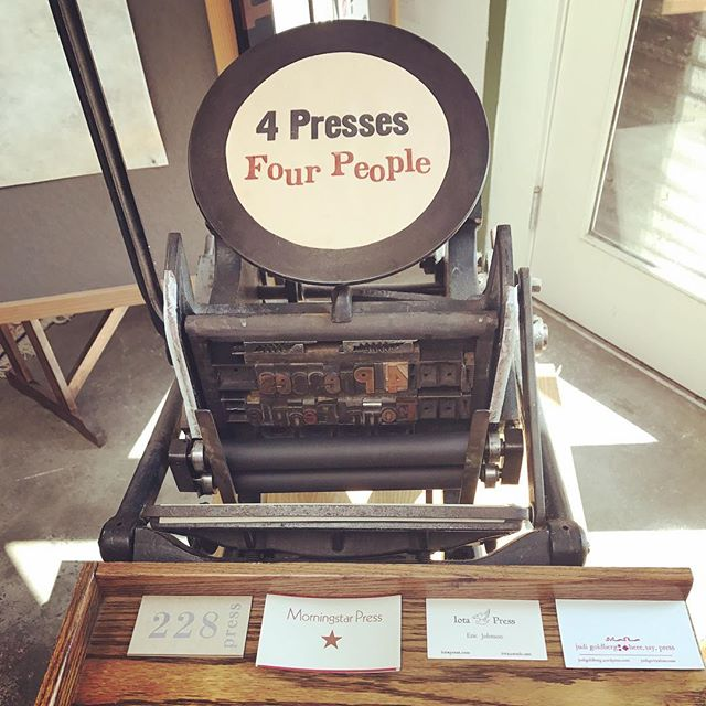 northbayletterpressexhibit