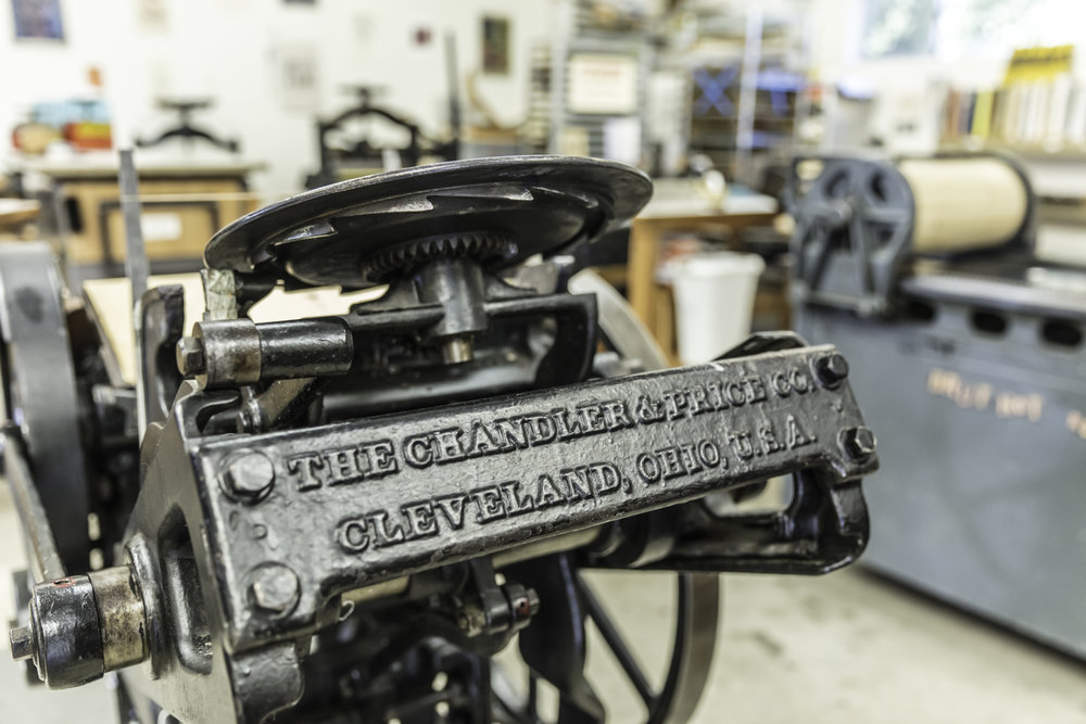 North Bay Letterpress Arts image by New Ape
