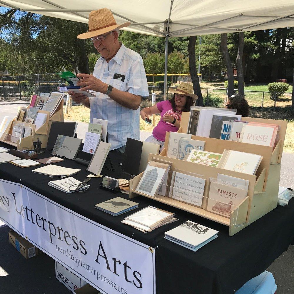 2018 Street Printing Festival