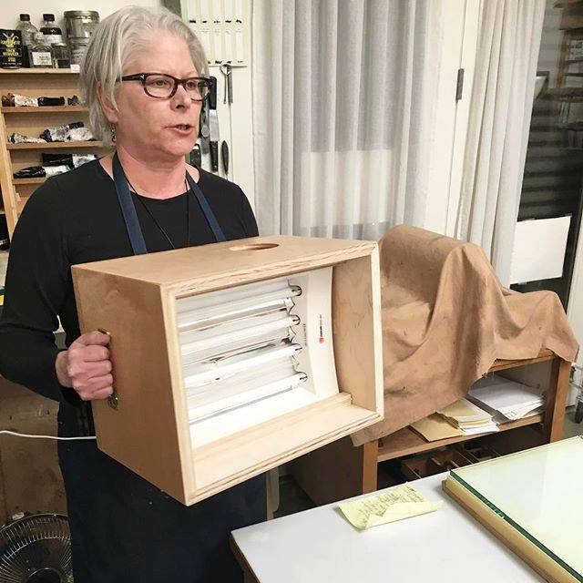 Copy of Solar Plate Printing with Jami Taback