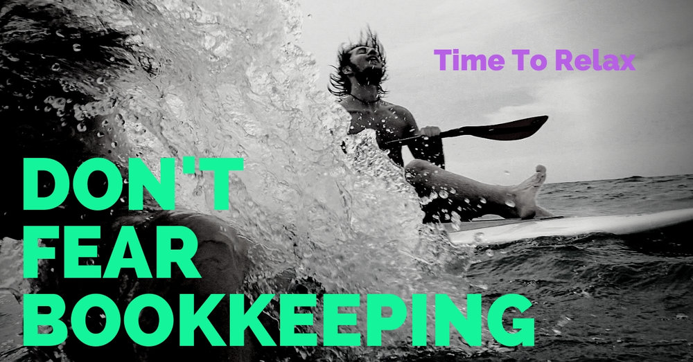 Don't Fear Bookkeeping