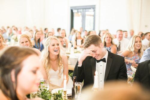 wedding reception venue in Galena