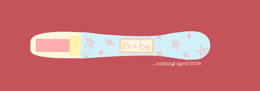 a short about a little boy who thinks he's pregnant.  coming april 2018