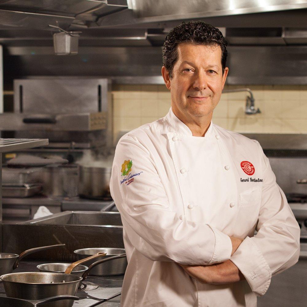 Gerard Bertholon   Cuisine Solutions CREA Sterling, VA
