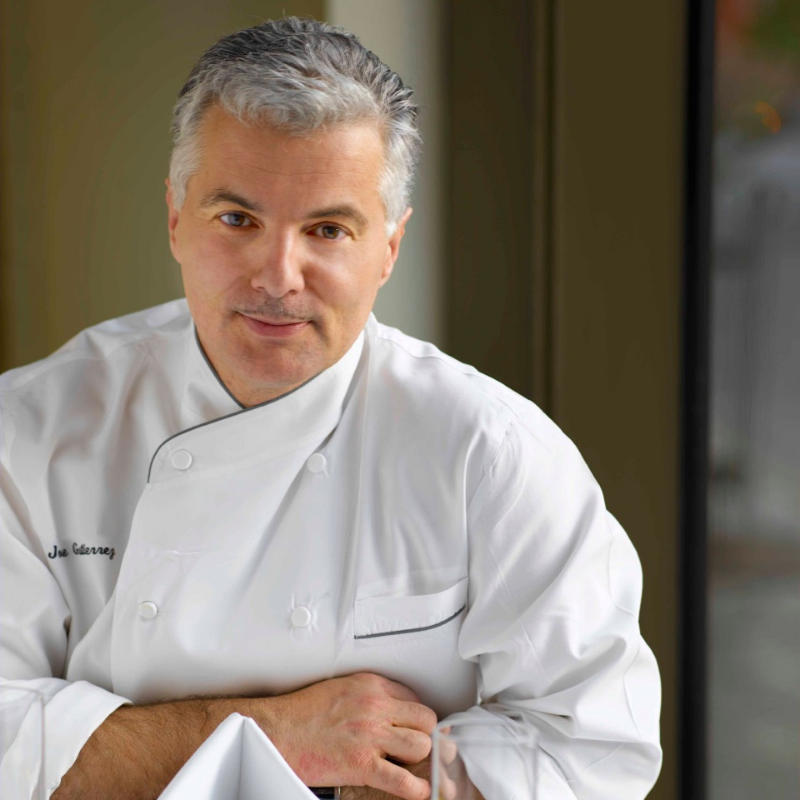 Master Chef Chairman José Gutierrez - River Oaks Restaurant 5871 Poplar Ave. Memphis, TN 38119 901-3364155 encorechef2@gmail.com
