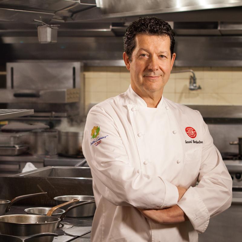 Chef Gerard Bertholon - Cuisine Solutions 22445 Sous Vide Lane Sterling, VA 20166 571-213-1131 gbertholon@cuisinesolutions.com