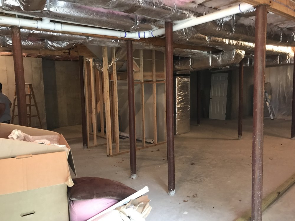 Shaw Remodeling - Before Photo - Basement Remodel in Old Lyme CT (1).JPG