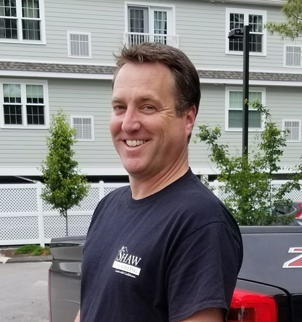 Colin Shaw - Shaw Remodeling Owner