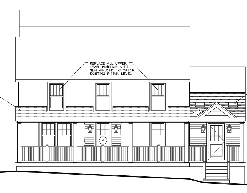 House Addition in Old Lyme CT - Shaw Remodeling