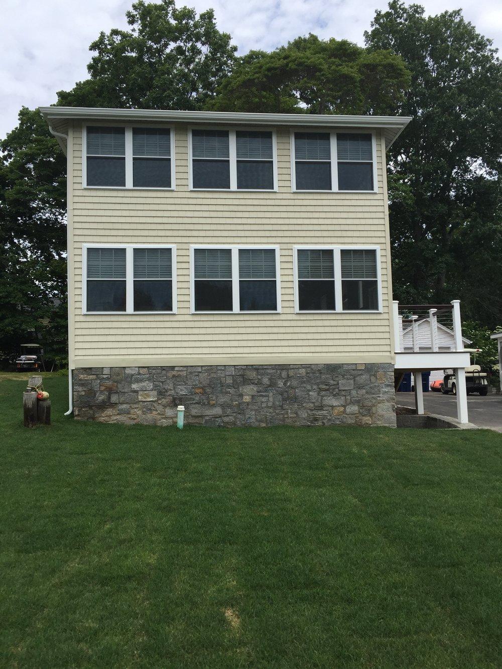 Remodel - Cottage windows Old Lyme CT