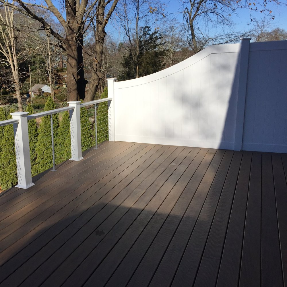 Shaw Remodeling Deck Remodel in Waterford CT