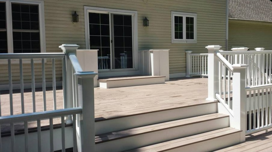 Deck Materials in Old Lyme CT