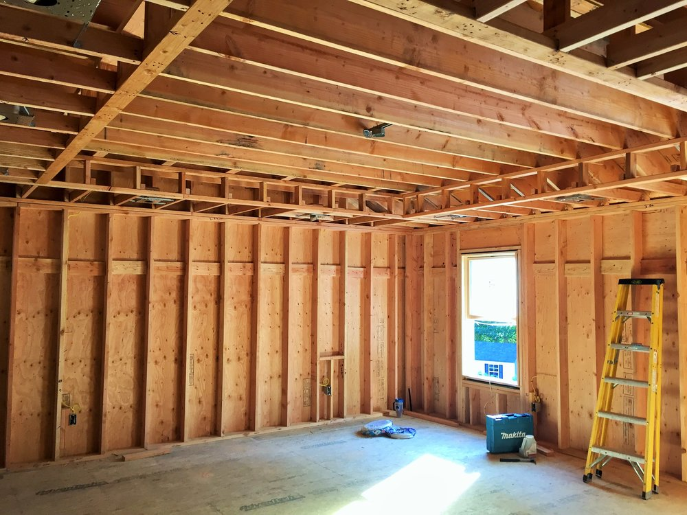 Shaw Remodeling - On The Level - Building Permits
