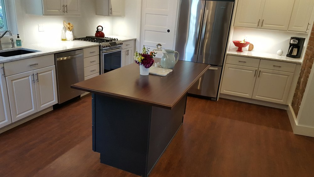 On The Level - Shaw Remodeling - Kitchen Flooring Options