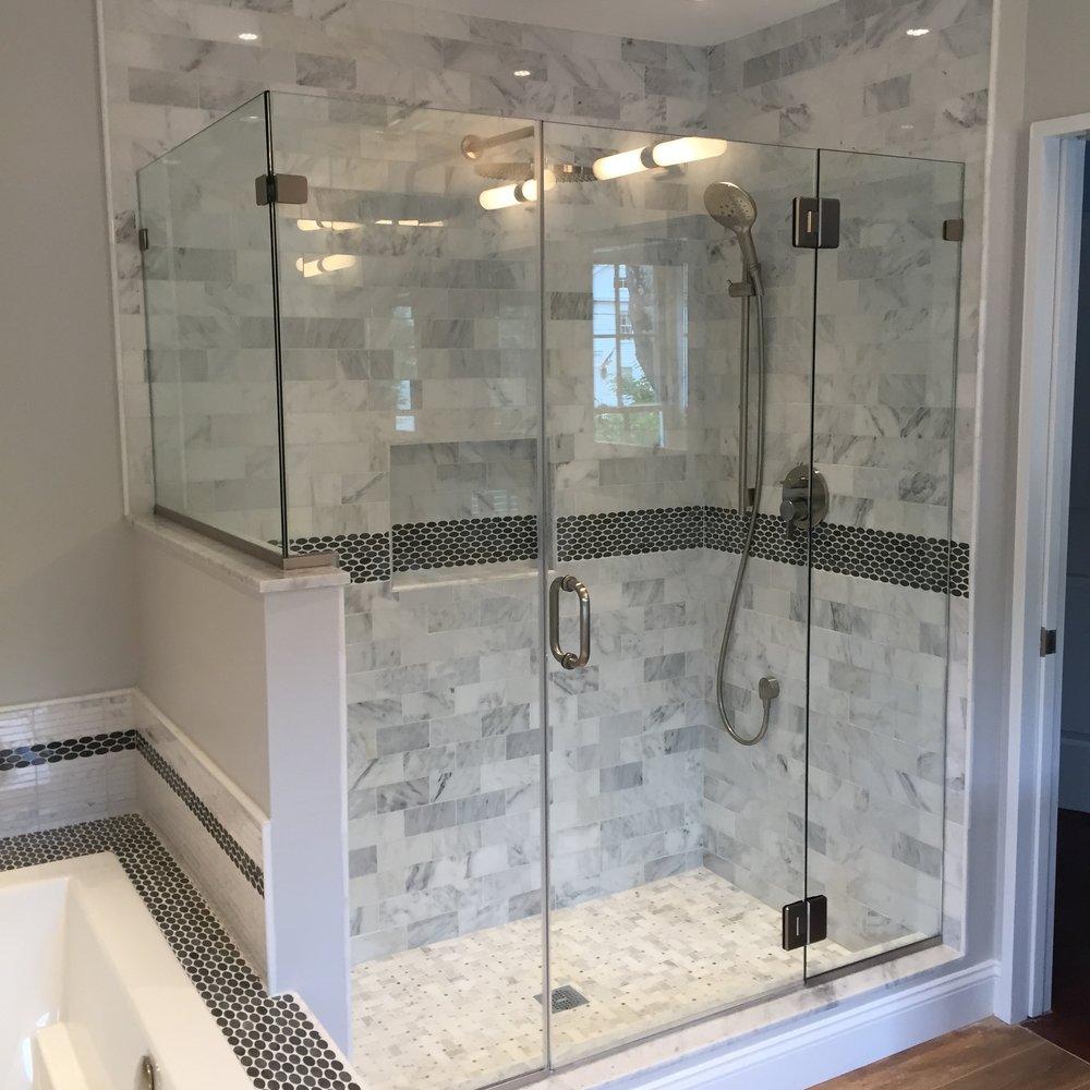 Bathroom Remodel Essex - Shaw Remodeling Shower.JPG