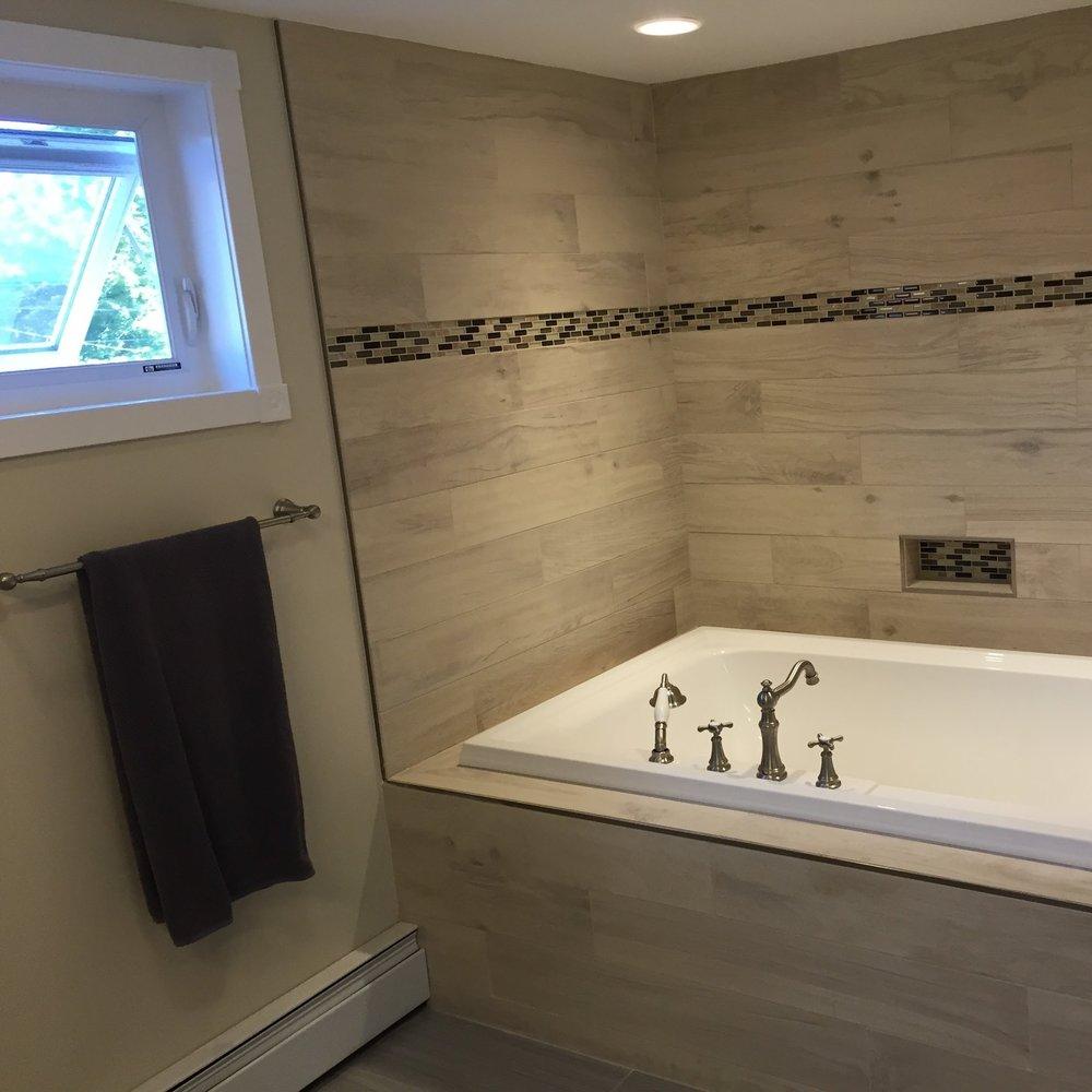 Shaw Remodeling Master Bathroom Remodel
