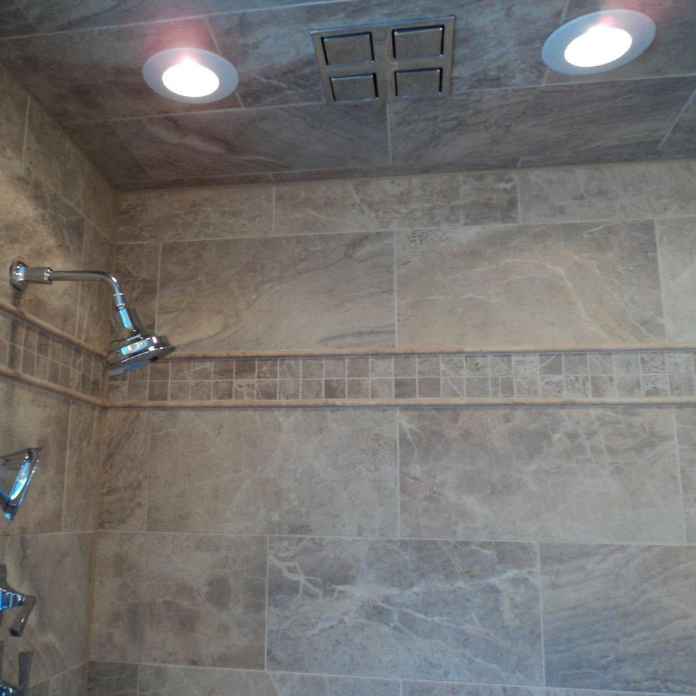 Shaw Remodeling Bathroom Rain Shower.JPG