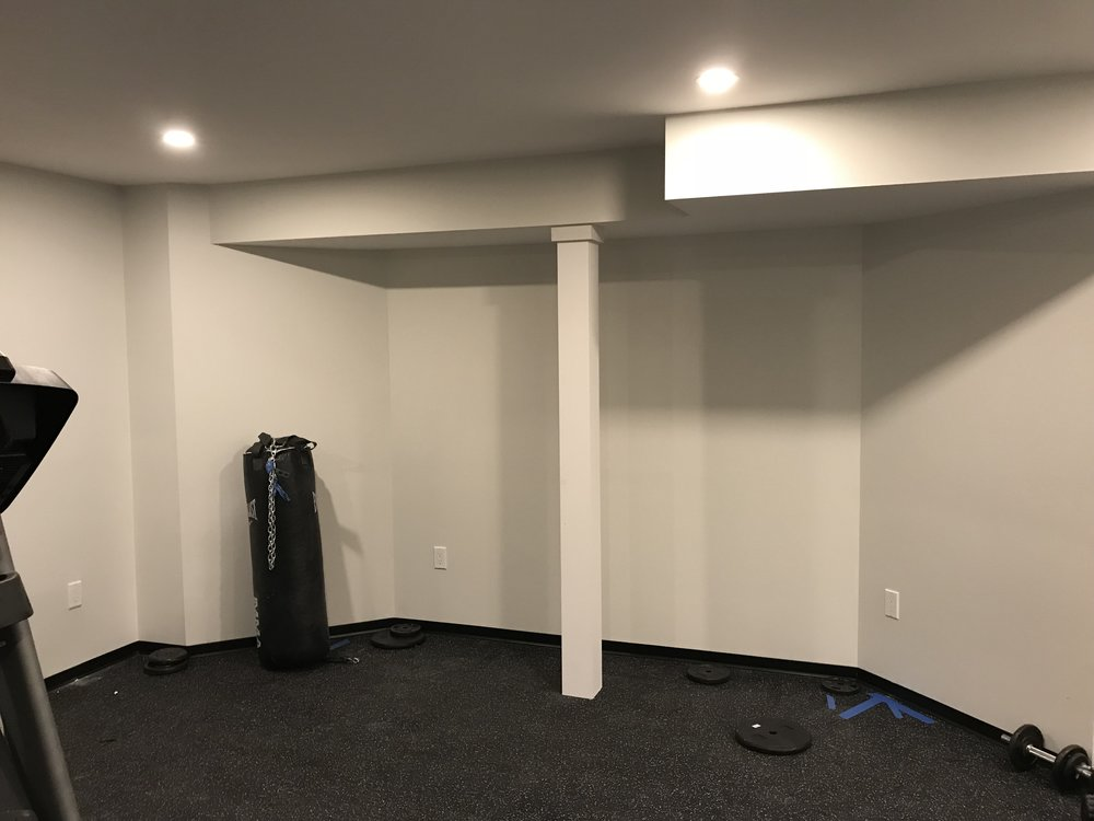 Shaw Remodeling - After photo - basement finish gym area (1).jpg