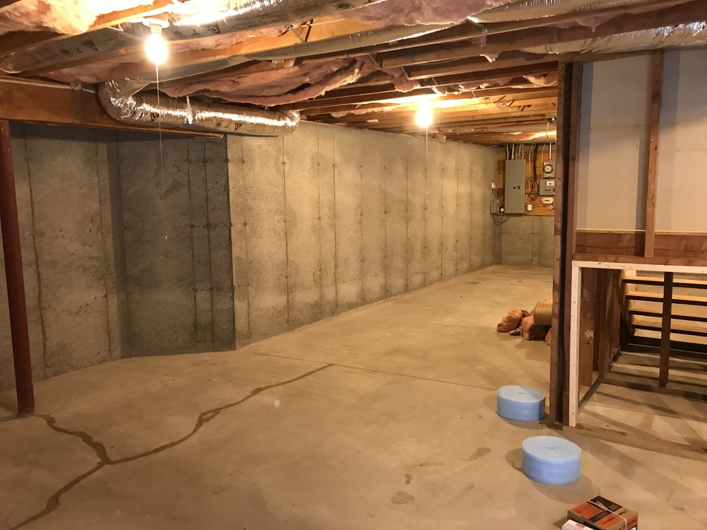 Shaw Remodeling - Before - Basement Conversion Remodel - CT (3).JPG