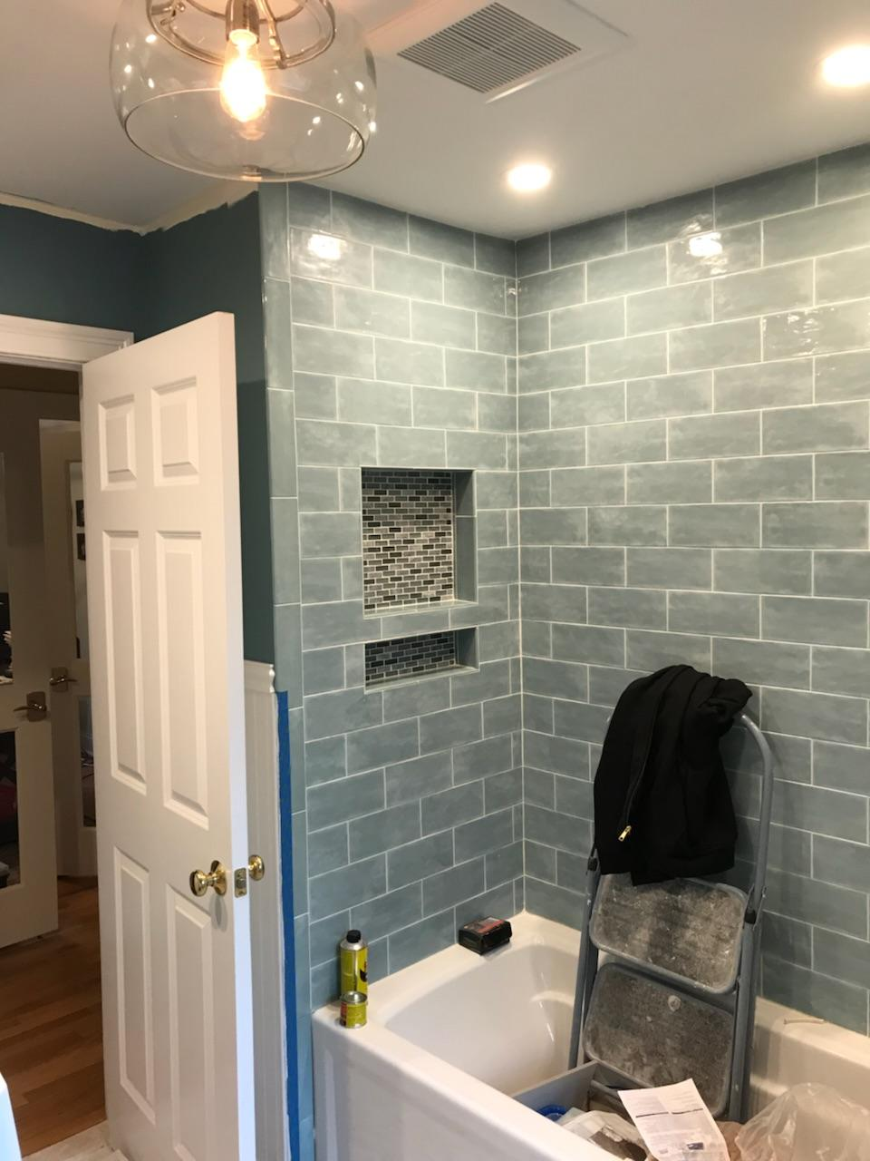 Shaw Remodeling - Progress photo - Bathroom Remodel in East Lyme CT (1).jpg
