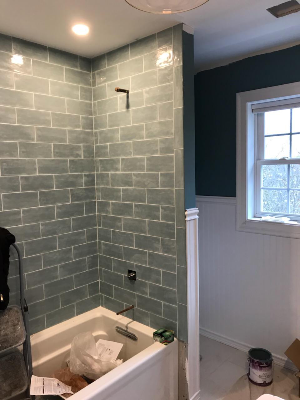 Shaw Remodeling - Progress photo - Bathroom Remodel in East Lyme CT (2).jpg