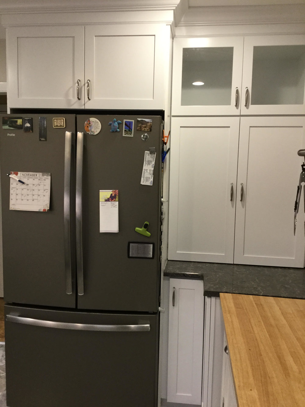 After photo - Kitchen Remodel in East Lyme CT