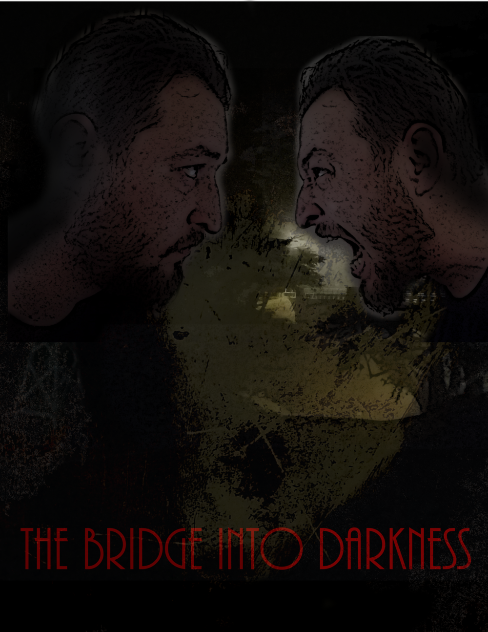 Bridge into darkness - Drawn in..