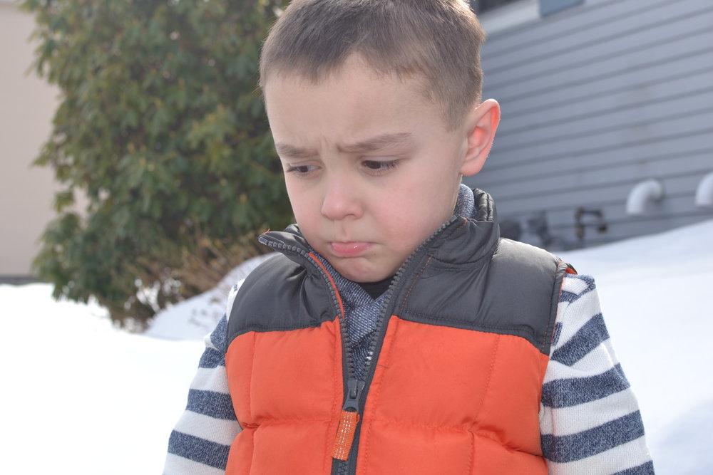 Grieving Children -